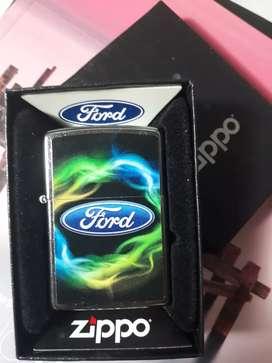 New zippo original design ford printing
