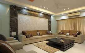 2 BHK flat rent in Thalassery town .