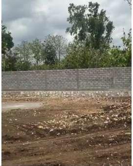 Tanah Luas di Kawasan Industri Wonosari, Gunung Kidul Yogyakarta
