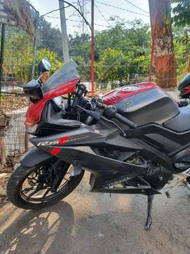 R15 v3 Red colour driven 14000km only