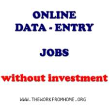 Simple Data entry / online Typing jobs - Work from Home -  Apply NOW