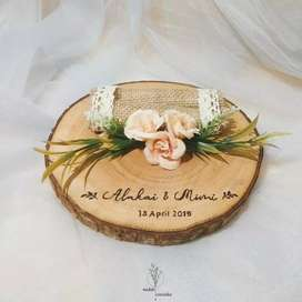 RING BOX RUSTIC