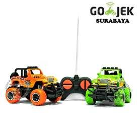 RC Mobil Bigfoot Jeep Mini Car | Mainan Anak Remote Control