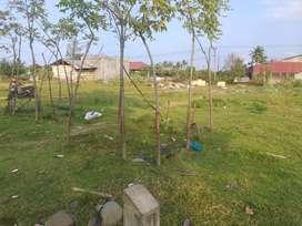 Tanah dijual cocok untuk bangun rumah hunian