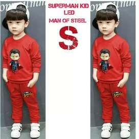 Supermen Set 2in1 St Free Ongkir NO COD