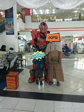 Jual robot cosplay