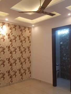 2 bhk flat with car parking with loan facility