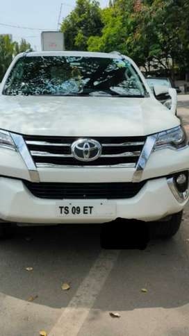 Toyota Fortuner 3.0 4x4 Automatic, 2018, Diesel