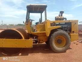 L&T 10Tone Soil Compactor