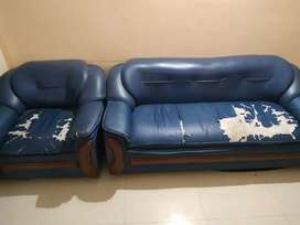 Sofa with 2 sets