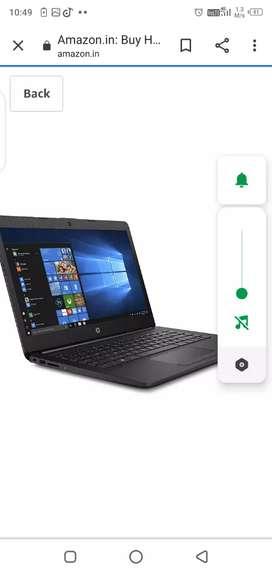 HP LAPTOP HD