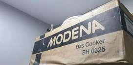 Kompor Modena tanam 2 tungku BH 0325
