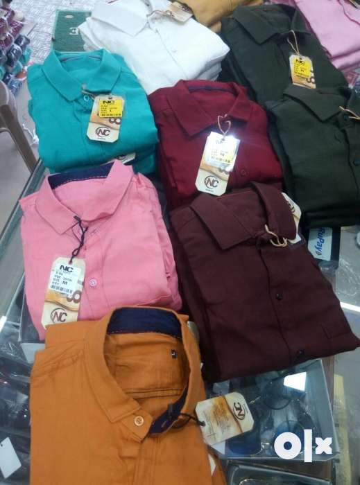 Buy 4 shirts at Rs 900 only available in various designs 0