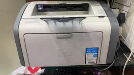 Hp laser jet 1020 pluse printer