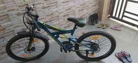 ROADEO Cycle 21 gears