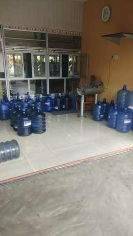 Lowongan Kerja untuk bagian pengantaran depot air minum isi ulang