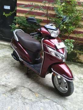 Sell BS4 Honda Activa 125cc brand new  showroom condition.