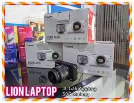 Kamera Mirrorless Canon Eos M10 18,0 MP