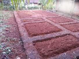 Nadathara house plot 4.5cent