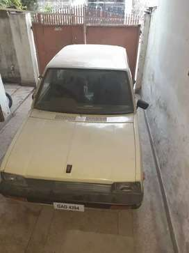 Suzuki fx for urgent sale