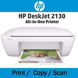 HP 2130 DESKJET PRINTER SCANNER COLOR