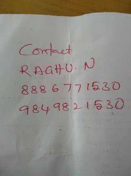 11 Acres of Agricultural Land for Sale in MANCHERIAL Dist.
