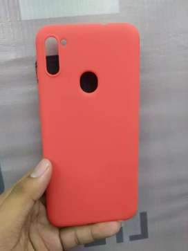 READY SOFTCASE CANDY MAKARON SAMSUNG A11