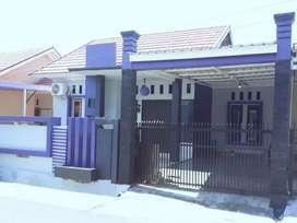 Disewakan rumah beserta isinya (lengkap) Perumahan Villa Taman Surya