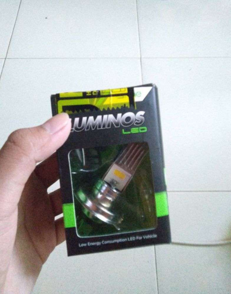 Lampu led motor CBR150 lokal old, Verza, Vixion, Byson, R15 old, dll 0