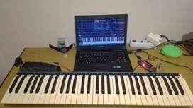 Jasa Convert Keyboard Rusak Jadi Midi Controller