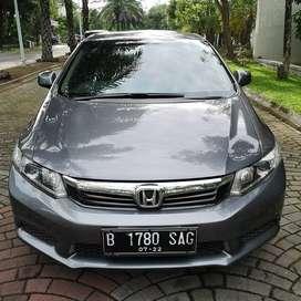 [DP29JT] All New Civic 1.8 FB2 AT 2012 Siap pakai