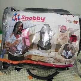 Gendongan Hipseat Snobby