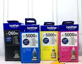 Tinta Brother BT d60bk BT5000 Tinta Premium