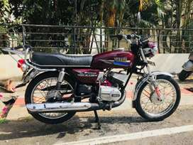 Yamaha Rx 135 4speed with fc
