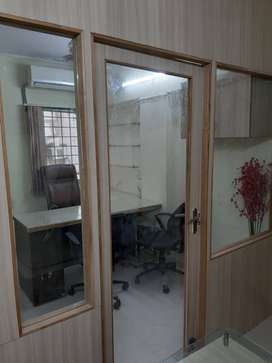 Furnished office on rent at Navrangpura, Ideal for small business