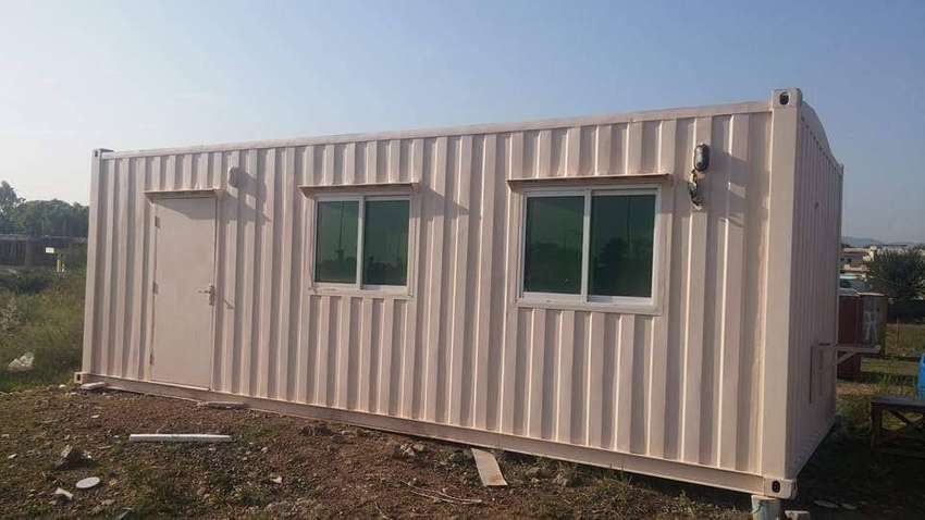 living container/shipping container/Gowdown container/camper container 0