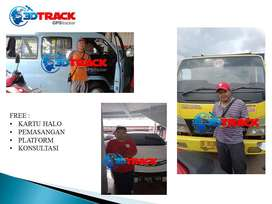 GPS TRACKER  PELACAK MOBIL  24 JAM + PASANG *3DTRACK