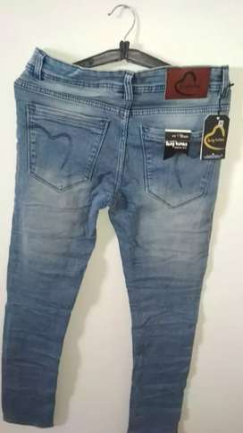 Jeans being human