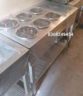 HOT COMMERCIAL UNUSED WITH TEMPERATURE CONTROL BAIN MARIE