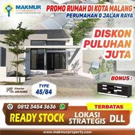 Rumah Dijual di Malang Kota