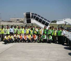 C.S.A., Tag boy, Troally boy, Loader, Supervisor in Airport