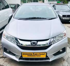 Honda City V Manual AVN, 2016, Diesel