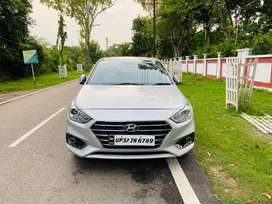 Hyundai Fluidic Verna 1.6 CRDi SX, 2018, Petrol