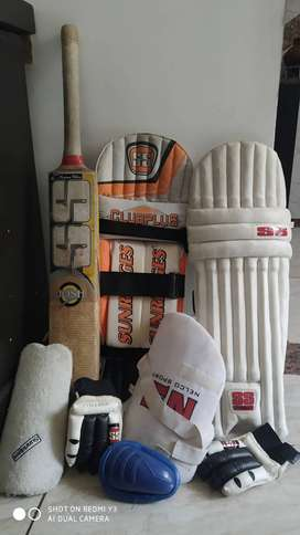 SS cricket kit with bat