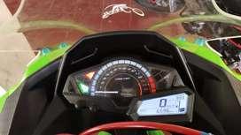 Motor ninja 250 cc