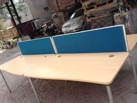 Imported office furniture computer tables call centre setup