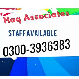 Haq Employment company staff available regsted