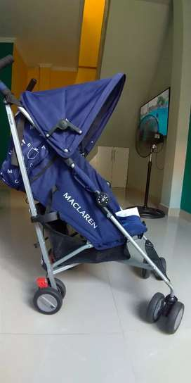 Stroller maclaren triumph like new 99%