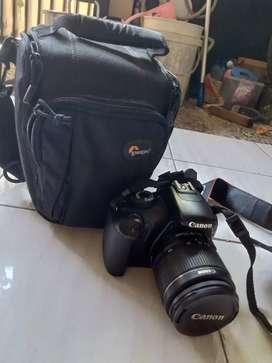 Jual Camera Cannon 1100D