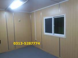 Prefab house porta cabin guard room mobile cafe office container etc.